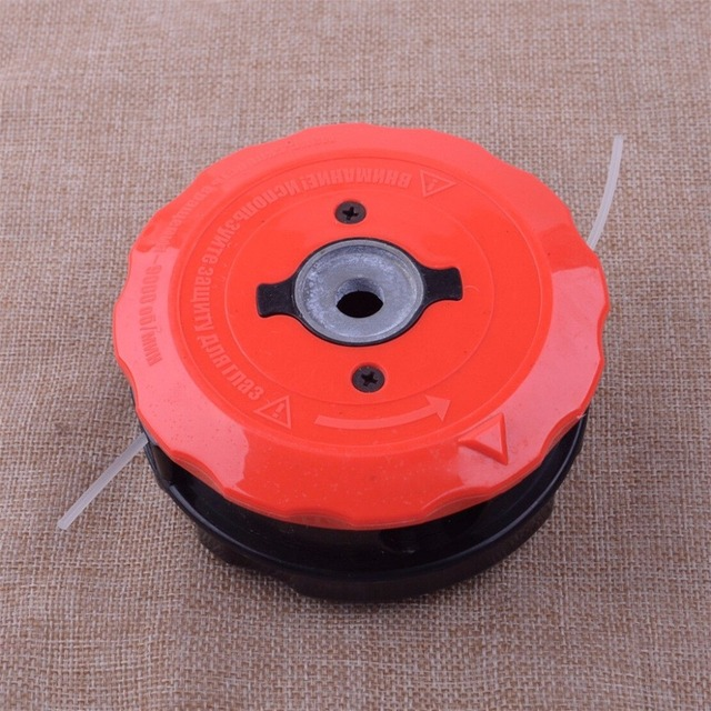 Tool Parts New Arrival Universal Speed Feed Line Trimmer Head Weed Eater For Echo For Stihl ABS Home Improvment 19MAY13 2
