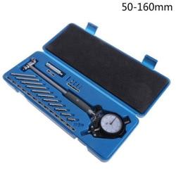 Dial Indicatoren Dial Bore Gauge 50-160 Mm Diameter Indicator Motor Cilinder Voor Meten Interne Afmetingen Van Werkstukken nieuwe