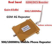 2G GSM 900 4G DCS 1800mhz Dual Band Mobile Signal Booster Cell Phone GSM DCS Dual