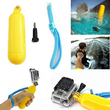 For Gopro Bobber Float Handheld Monopod Hand Grip For Hero four three+ 2 1 SJCAM SJ4000 SJ5000 Xiaomi  Motion Digicam