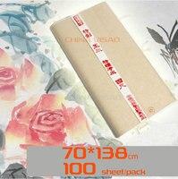 Китайский Сюань Бумага. 70 * 138cm. Creative живописи тушью роспись, Китайская каллиграфия, сгущает Райс Бумага