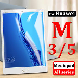 Tempered Tablet Glass On For Huawei Mediapad M3 M5 8.4 8.0 10.1 10.8 inch M 3 5 Pro