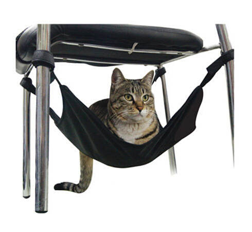 galesaur cat hammock gib rabbit cage crib bed fleece perch secure design fits under chair and galesaur cat hammock gib rabbit cage crib bed fleece perch secure      rh   aliexpress
