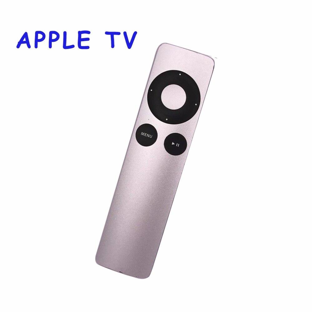 90%New Used Original For Apple TV Remote control TV 1 2 3 Gen A1294 MC377LL/A Macbook Pro/Air iMac G5 iPhone/iPod Top-Set Box