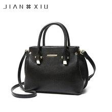 JIANXIU Brand Genuine Leather Bag Women Messenger Bags Femal