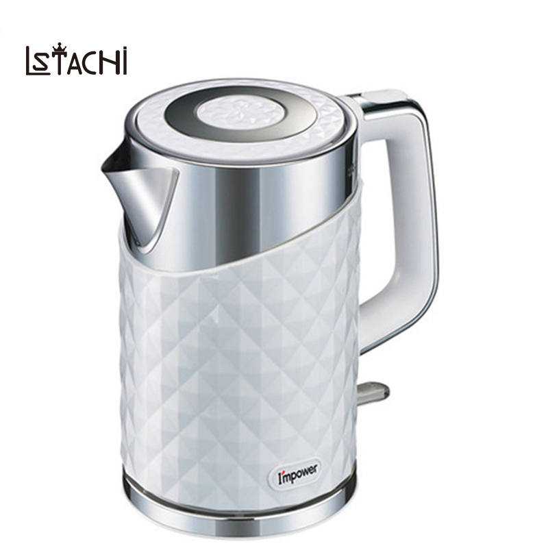 LSTACHi Kitchen Appliance Household Water Cooker Electric Kettle Insulation Automatic Anti scald 220V 1.7L Kettles Teapot Heater