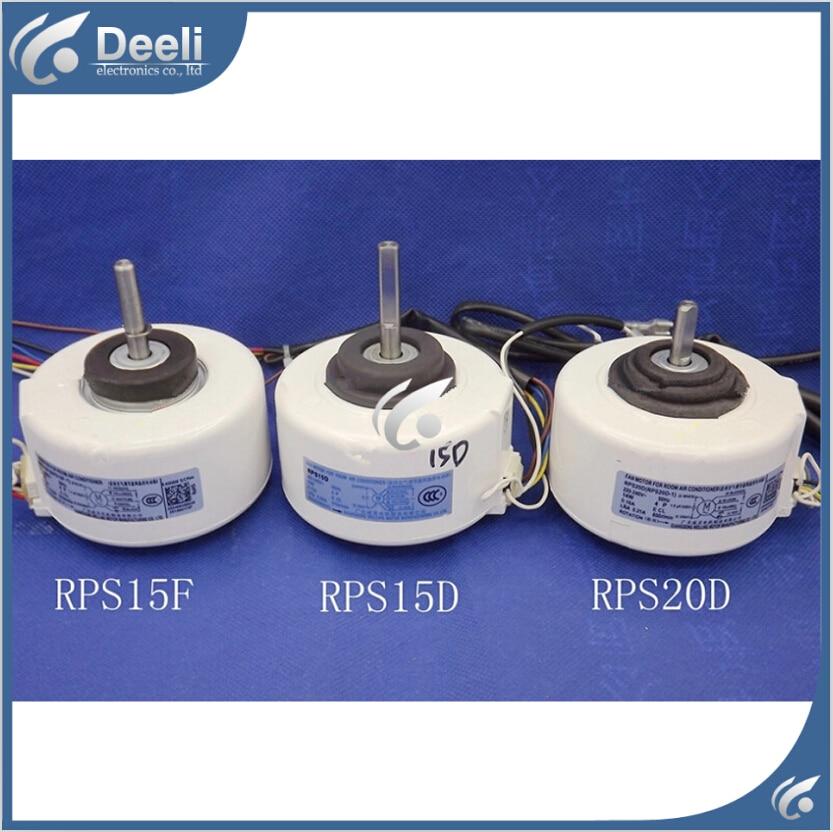 95% new good working for Air conditioner inner machine motor RPS15F-1 220V Motor fan стоимость