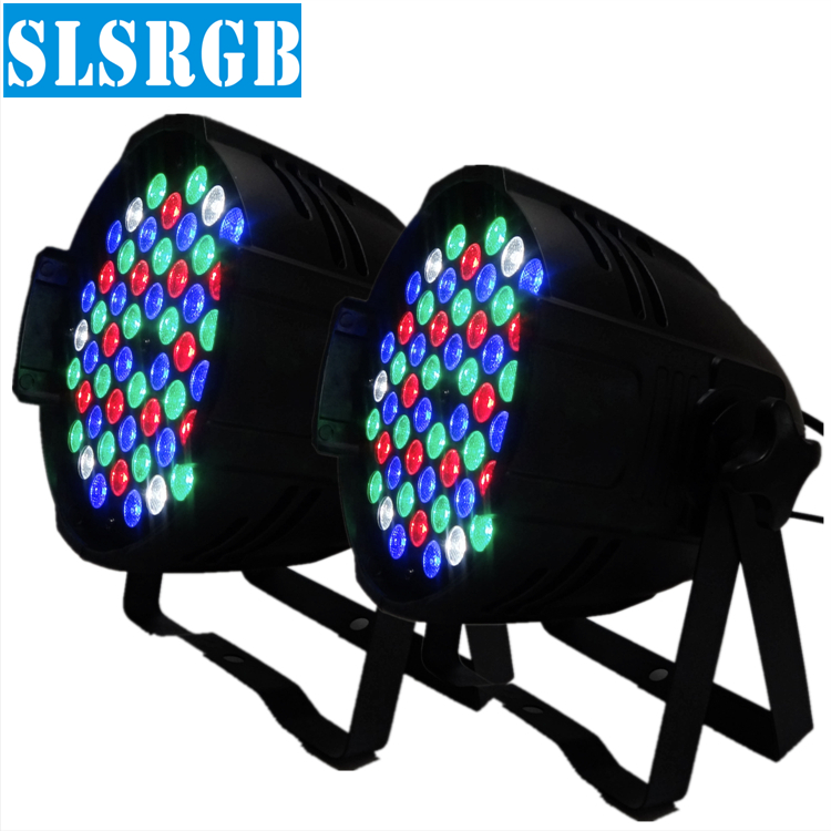 2pcs/lot night club led dmx 54x3w par can rgbw 54x3 led stage par can/54pcs 3w RGBW led par Hi-Quality Effect Led Stage lighting neural correlates of executive control in prefrontal cortical networks