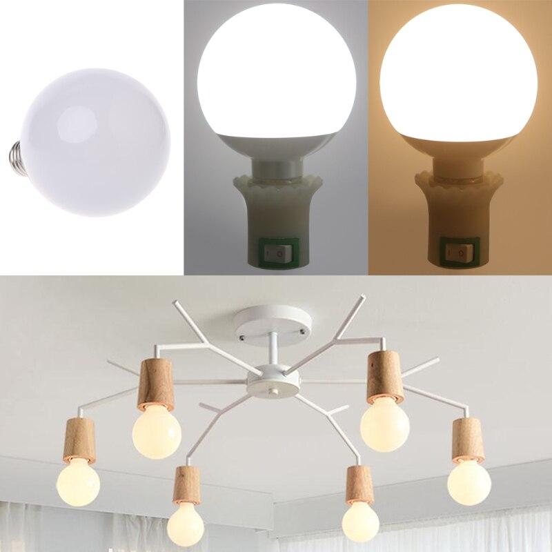 9W E27 <font><b>G95</b></font> 85V-265V <font><b>LED</b></font> Bulb Constant Current Spotlight Light 360 Degree 3000K-6500K T15