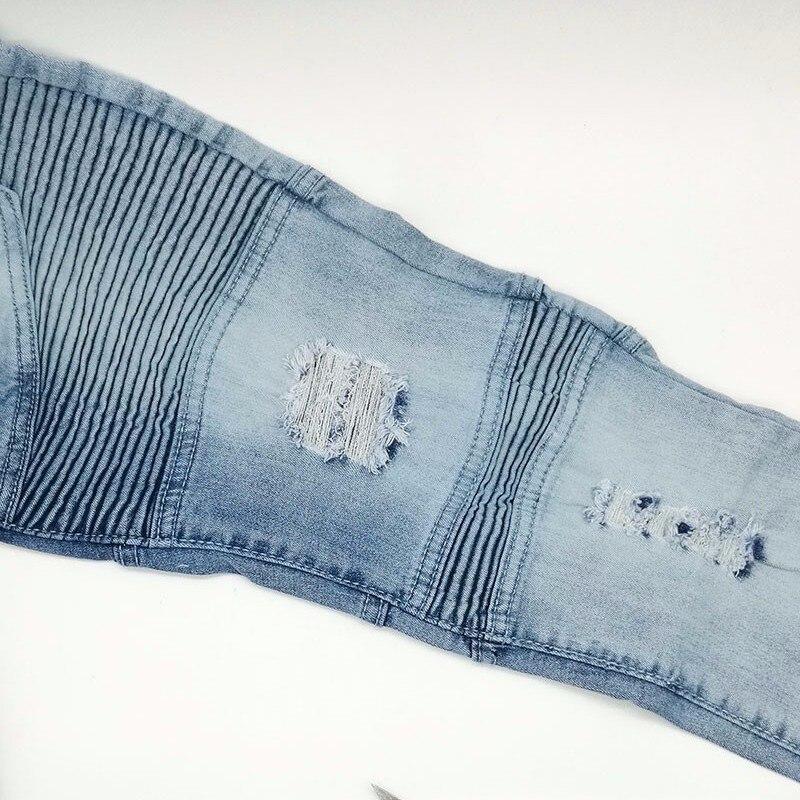 Hip-hop men Jeans 3