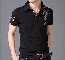 Kurzarm polo tragen mens 2015 sommer herren groß und hoch shirts polo 100% baumwolle m-4xl weiß lila schwarz camisas manga curta