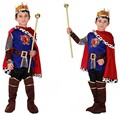 Halloween Cosplay Kids Prince Costume Boy The King Costumes Children Fantasia European Royalty Clothing for Party Cosplay 89