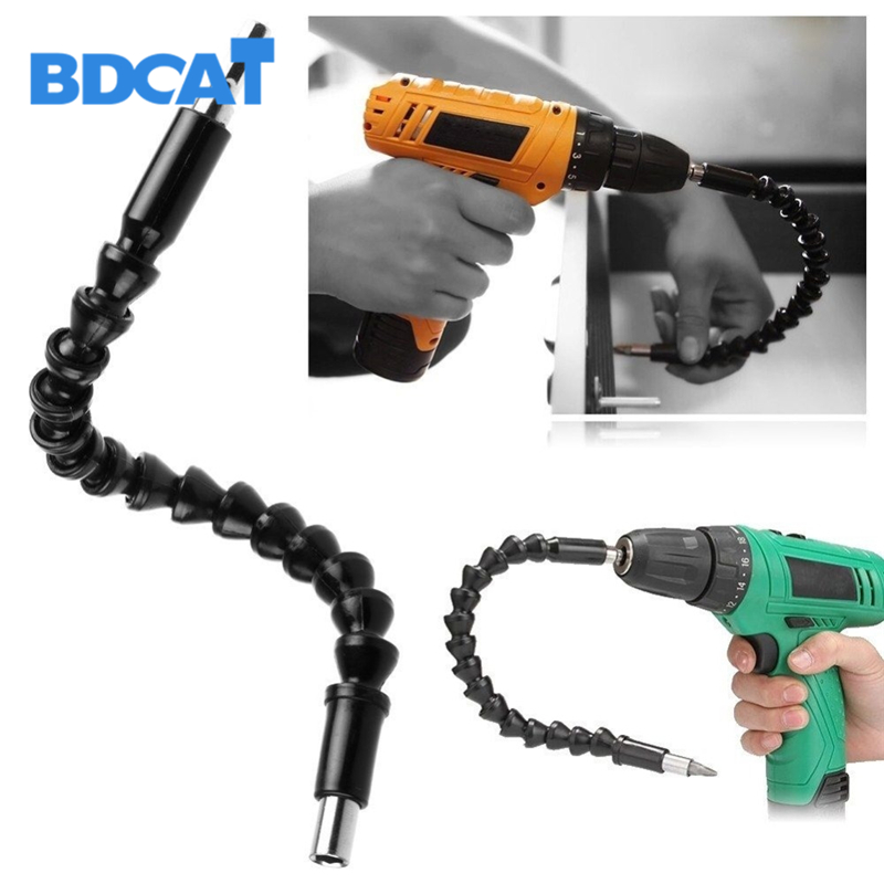 295mm Electric Drill Flexible Shaft Bit Extention electric Screwdriver Bit Holder flex shaft Connect Link power tool accessories цена и фото