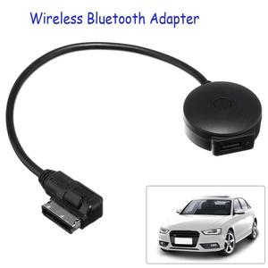 Image 1 - Car AMI MDI Music Interface USB Bluetooth Adapter Cable MP3 Player for Audi/VW Portable mini Black Bluetooth Music Audio Receiv