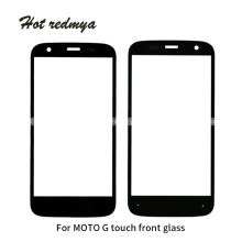 For Motorola Moto G G1 G2 G 2nd Gen G3 3rd Gen XT1540 Outer Glass Front LCD Touch Screen Glass Panel Digitizer Sensor Parts