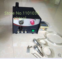220V Jewellery Pneumatic Engraving Machine Hand Engraver Graver Max Double Ended Jewelery Tools