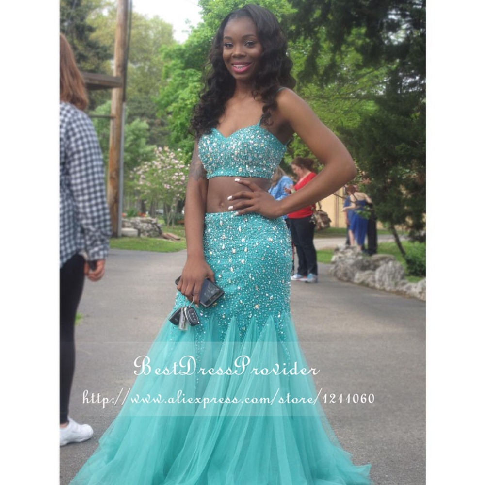 Aliexpress.com : Buy Stunning Long Mermaid Prom Dress Sweetheart ...