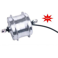 1 4Kg Ultra Light Tiny 80mm Max 24V 33V 36V 500W V Brake Front Hub Motor