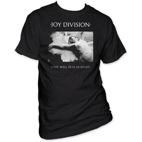 Men's Joy Division Love Will Tear Us Apart T-ShirtT Shirt Men Causal Plus Size T-Shirt S-2Xl