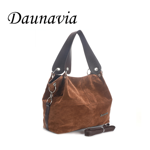 5d062bd5c9 DAUNAVIA shoulder bags for women Large capacity casual tote luxury handbags  women bags designer crossbody bag Winter new style