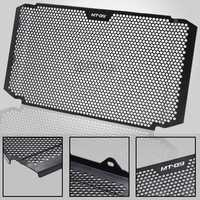 For Yamaha MT-09/MT-09 SP 2017-2019 2018 MT09 MT 09 Motorcycle Accessories Motorbike Radiator Grille Grill Guard Protector Cover