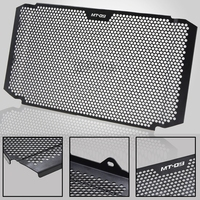 For Yamaha MT 09/MT 09 SP 2017 2019 2018 MT09 MT 09 Motorcycle Accessories Motorbike Radiator Grille Grill Guard Protector Cover