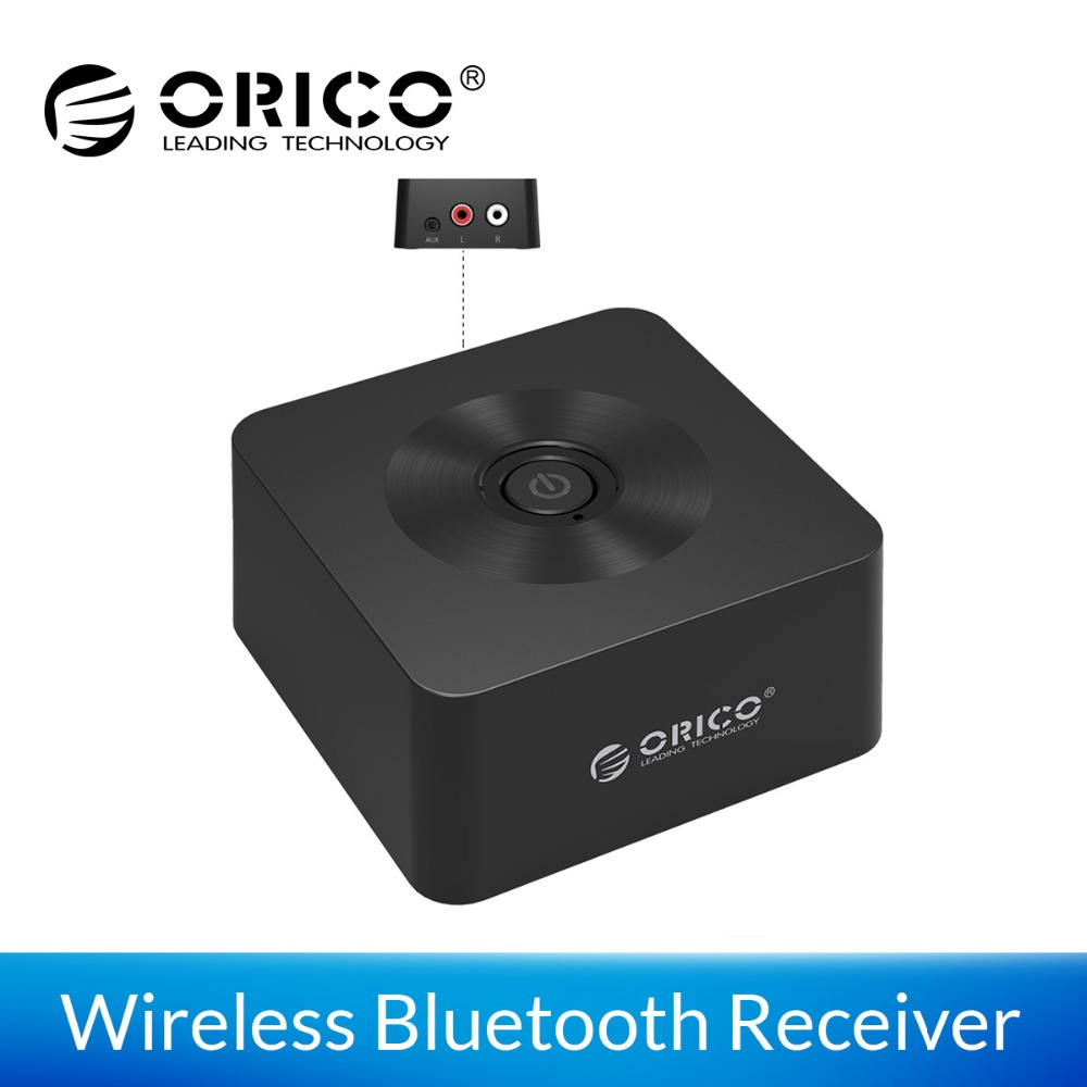 Beliebte Marke Orico 4,0 Drahtlose Bluetooth Empfänger 3,5mm Aux Receiver Audio Stereo Music Receiver Bluetooth Audio Adapter Funkadapter