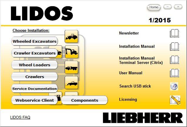 liebherr crawler loaders lr611 lr621 lr631 lr641 service repair manual
