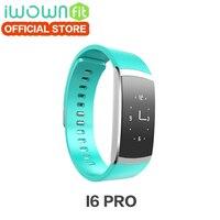 I6 PRO IWOWNFIT Heart Rate Monitor IP67 IWOWN Smart Wristband Waterproof Smart Bracelet Fitness Tracker Support