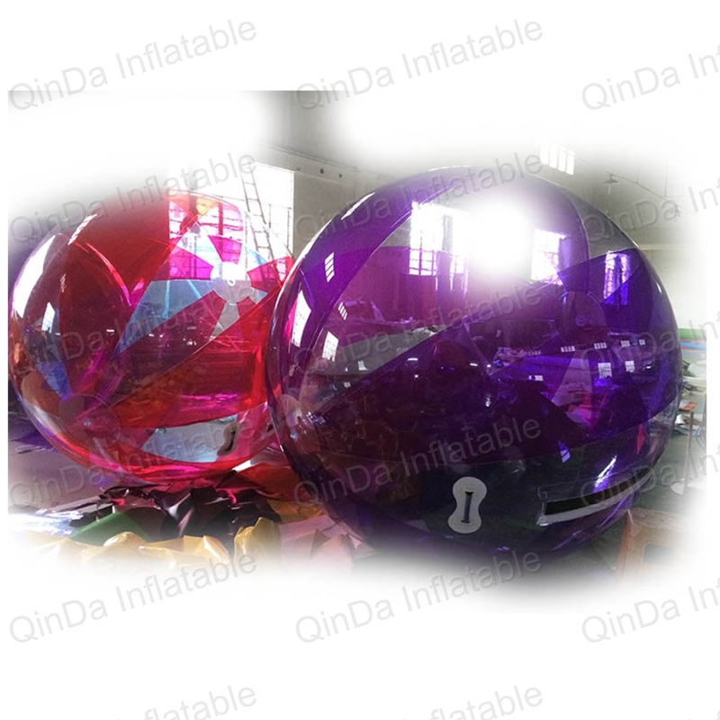 inflatable bubble ball inflatable walking on water ball inflatable water walking ball inflatable human hamster ball water sport inflatable water spoon outdoor game water ball summer water spray beach ball lawn playing ball children s toy ball