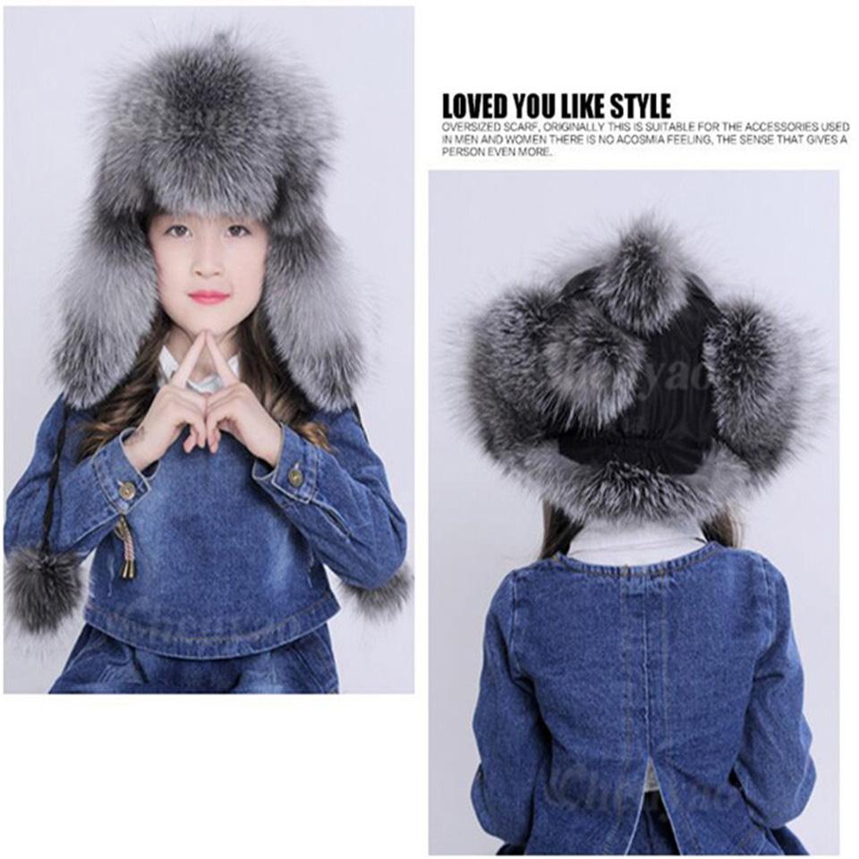 95354f1f29f Detail Feedback Questions about Winter Russia Fur Hat Winter ...