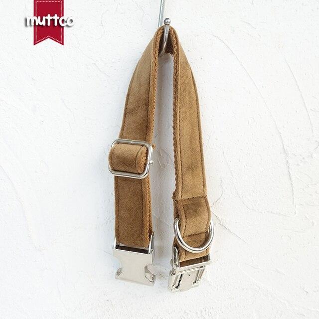 Halsband / Leine / Einzeln oder als Set / Nylon / Personalisierbar 1