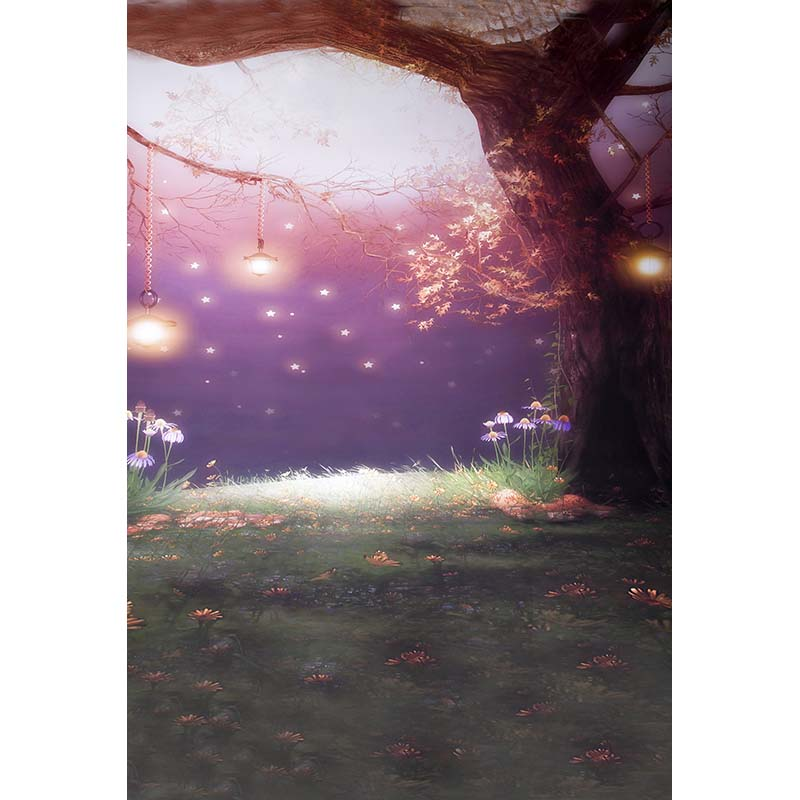 Custom vinyl cloth flower field light tree fairy land photography backdrops for cosplay photo studio portrait background CM-3248 oliver ramsbotham humanitarian intervention in contemporary conflict
