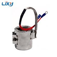 LJXH Calentadores de banda cerámica de 40mm de diámetro interior, elemento calefactor 110V220V/380V, 30mm/35mm/40mm/45mm/50mm