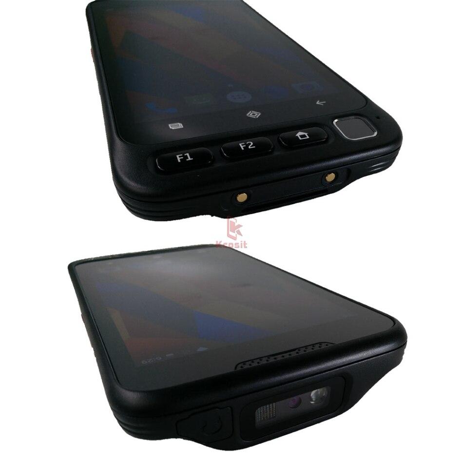 Dispositivo Handheld Industrial PDA 1D 2D QR