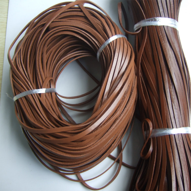 5Meters Fashion Jewelry Brown/Coffee Color 5*2mm Real