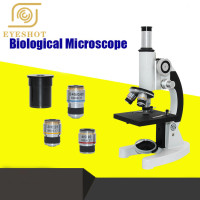 2000X Professional Biological Microscope For Students Science Experiment School Educational Lab HD Monocular Microscope