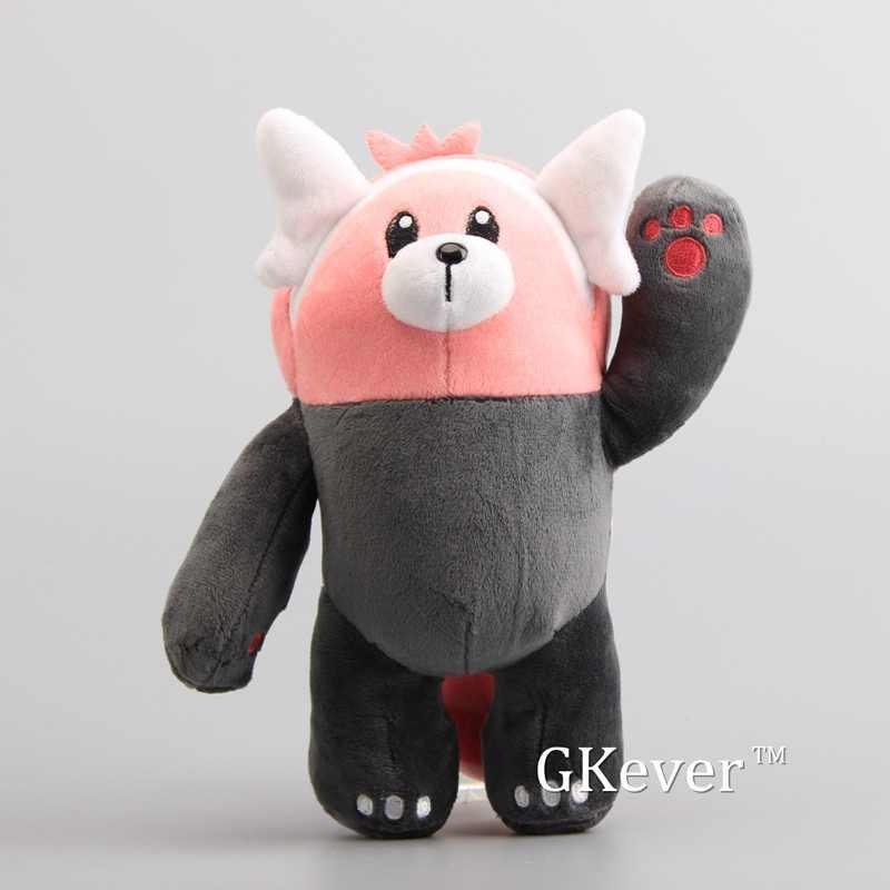 Аниме 2 шт./компл. mimikyu и BeWear Розовый Коричневый медведь плюшевые игрушки мягкие Куклы мягкие Животные Детский подарок 22-25 см