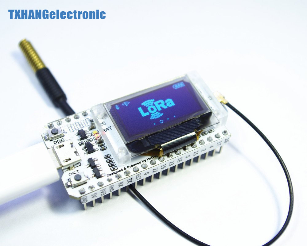 Internet Development Board SX1278 LoRa ESP32 0.96 inch Blue ESP8266 OLED Display Bluetooth WIFI Lora Kit 32 Module for Arduino