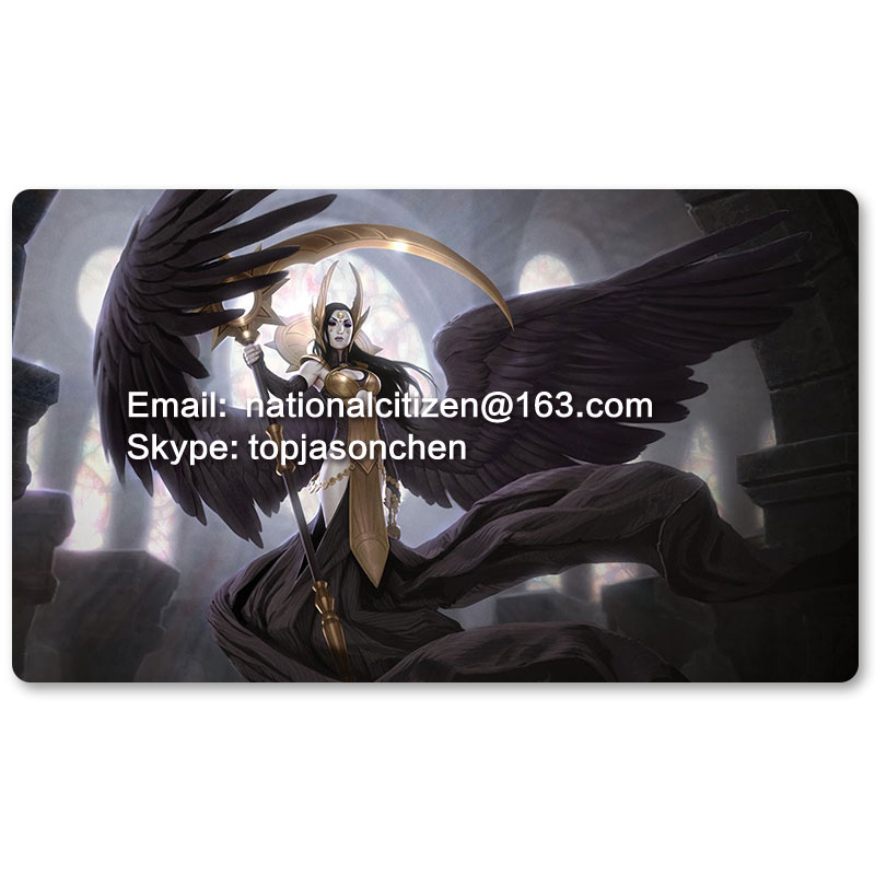 Many Playmat Choices - Deathpact Angel - MTG Board Game Mat Table Mat For Magical Mouse Mat The Gathering