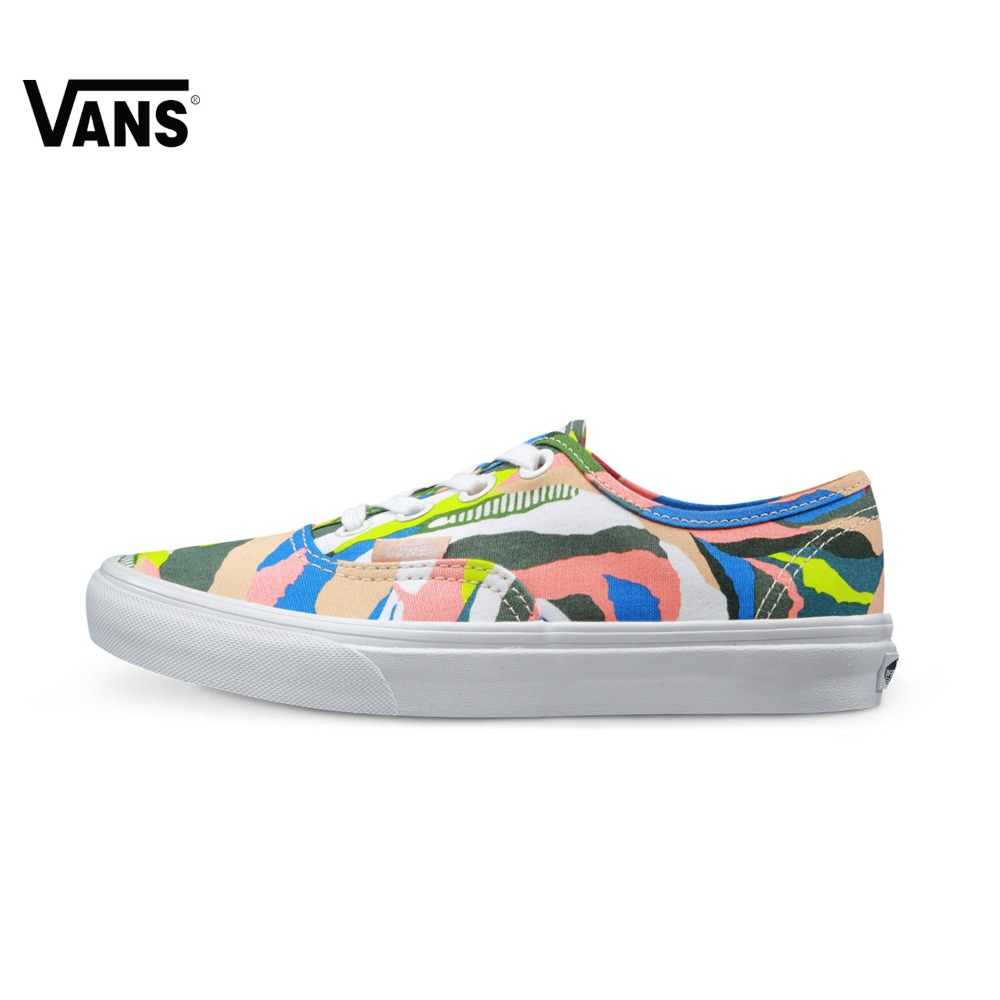 Original VANS New Arrival Low-Top Women's Skateboarding Shoes Sport Shoes Canvas Shoes VANS Sneakers for Women original vans shoes new arrival low top women s skateboarding shoes summer slip on sport shoes canvas shoes women sneakers