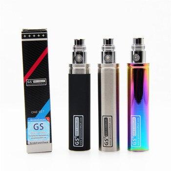 GreenSound Nowy Pojemność 2200 mah EGO 1 tydzień Baterii Dla ego II Elektroniczny Papieros Ego/510 Gwint Baterii (1 EGO 1 tydzień II)