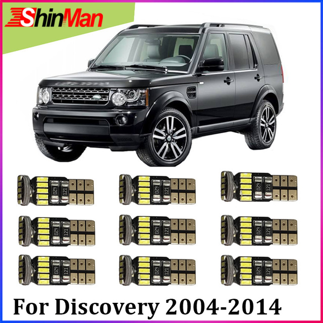 Shinman 18x Error Free Led Car Lights Interior Light Led Reading