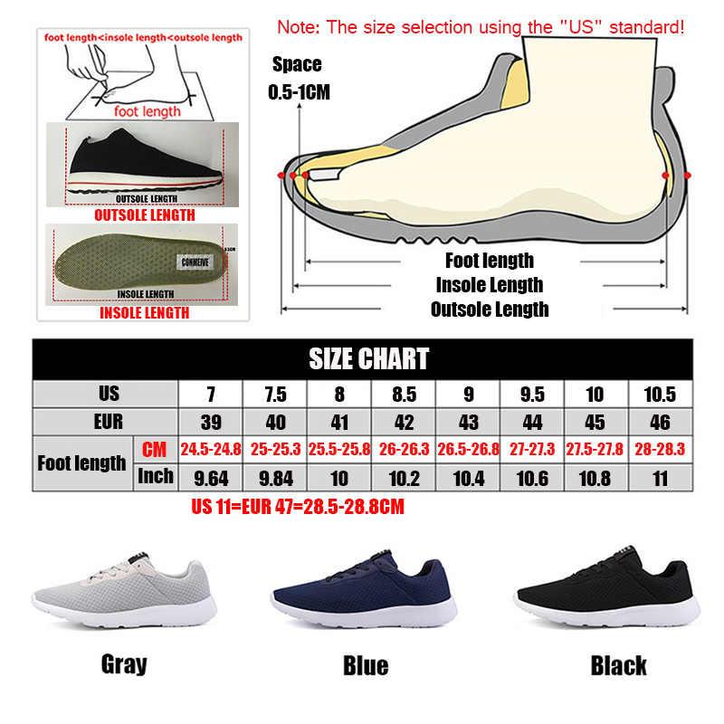Профессиональные уличные беговые кроссовки, дышащая сетка, мужская спортивная обувь, светильник спортивная обувь для мужчин, обувь большого размера 39-47