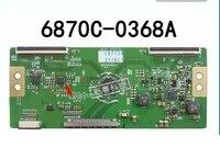 Placa lógica de placa de alta tensión 6870c-0368D 6870C-0368A para conexión LU52T1 con