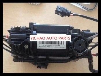 Compressor de suspensão a ar remanufaturados apto para VW Volkswagen Touareg 2002-2010 Compressor Bomba 7L0 616 007/7L0616007