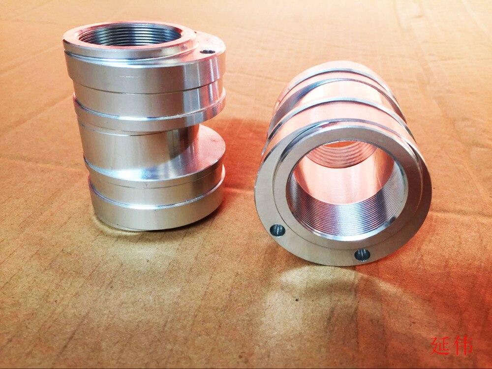 FAS Aluminum Alloy CNC  Eccentric Shaft Mtb Bmx Bicycle Bottom Bracket 68MM