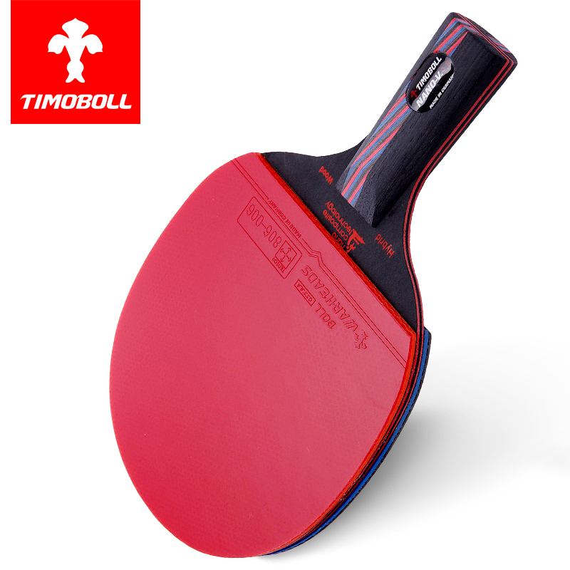 2016 Limited Promotion 9 Pimples Yasaka Butterfly Padel Carbon 9.8 Table Tennis Ball Base Plate Racket - Your Castle store