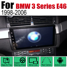 Android Car DVD GPS Navi For BMW 3 Series E46 1998~2006 player Navigation WiFi Bluetooth Mulitmedia system audio stere 2 din car multimedia player android radio for bmw 3 series e46 1998 2006 dvd gps navi navigation map auto audio bluetooth stereo