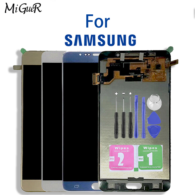 Samsung Note 5 LCD Display Touch Screen Digitizer Assembly For Samsung Galaxy Note 5 N9200-N920T-N920A-N920I-N920G ReplacementSamsung Note 5 LCD Display Touch Screen Digitizer Assembly For Samsung Galaxy Note 5 N9200-N920T-N920A-N920I-N920G Replacement